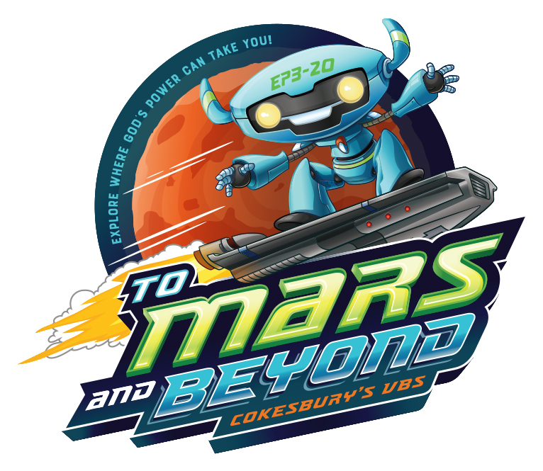 2019 VBS to mars and beyond logo primary